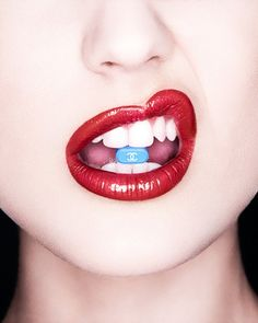 Sensual Photographs Reveal Our Addiction To Luxury Brands... Designer drugs