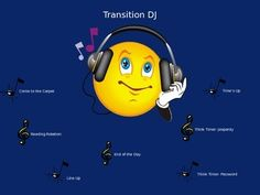 Classroom Transition DJ on PowerPoint has different songs to signal to students… Classroom Behavior, Classroom Environment, Future Classroom, School Classroom, Classroom Activities, School Fun, Middle School, School Stuff, School Ideas