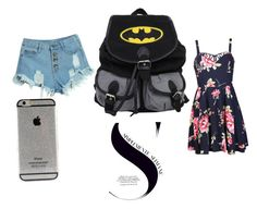 """"""""""" by ida-g05 ❤ liked on Polyvore featuring WithChic, Ally Fashion, women's clothing, women, female, woman, misses and juniors"""