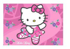 Hello Kitty ballet