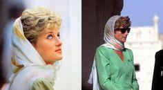 Kisah Putri Diana yang Sempat Berpikir untuk Menjadi Muslimah...