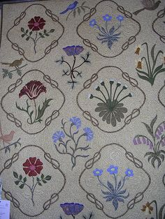 Kelmscott - William Morris Flora and fauna tapestry print