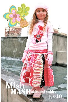 We are a specialty store offering fine fabrics for garments, beautiful Swiss imports for heirloom sewing, and high quality quilting cottons. Dr Seuss Fabric, Pretty Outfits, Cute Outfits, Mish Mash, Girls Boutique, Pink Patterns, Spice Girls, Cute Skirts, Pink Girl