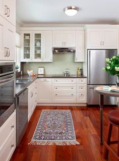 Stainless Counter Kitchen Design Ideas, Pictures, Remodel, and Decor