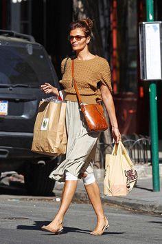 bb0b3529a7c Helena Christensen Leather Shoulder Bag