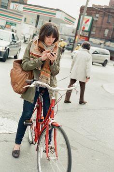 Y. A. Q. - Blog de moda, inspiración y tendencias: [Y ahora que me pongo] para andar en bicicleta