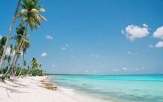 Bayahibe Beach, southeast coast of the Dominican Republic