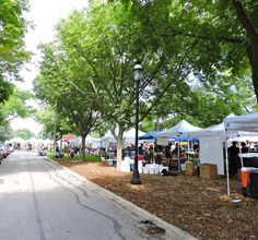 Logan Square Farmers Market. Every Sunday make sure to stop by.