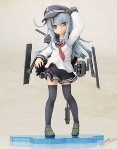 kawaii cute 1pcs 20CM pvc Japanese anime figure Kantai Collection Hibiki action figure collectible model toys brinquedos #>=#>=#>=#>=#> Click on the pin to check out discount price, color, size, shipping, etc. Save and like it!