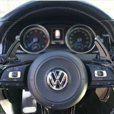 Pinalloy Black Steering Paddle Shifter Extension VW Golf Scirocco GTi R Vw Golf Variant, Tool Set, Volkswagen Golf, Paddle, Extensions, Accessories, Black, Auto Racing, Black People