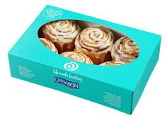 Want something sweet and tasty to end your Thanksgiving meal? What about some Classic Cinnabons?