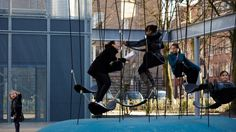 Van Beuningenplein Playground by Carve Landscape Architecture