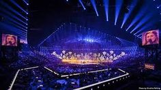 Image result for eurovision set