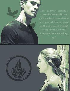 ~Divergent~ ~Insurgent~ ~Allegiant~ T·T Divergent Hunger Games, Divergent Fandom, Divergent Trilogy, Divergent Insurgent Allegiant, Divergent Quotes, Divergent Fanfiction, Divergent 2014, Insurgent Quotes, Tris E Tobias