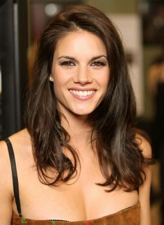 Missy Peregrym from Rookie Blue :)