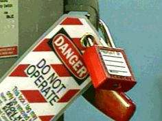 #Lockout #Tagout devices help prevent worker injuries during machine service and repair. Our website provide all lockout tagout services and training also.