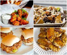 Party Snacks for the #BigGame via Tasting Table!