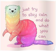 Words of encouragement and cute animals, by The Latest Kate. Inspirational Animal Quotes, Cute Animal Quotes, Uplifting Quotes, Motivational Quotes, Cute Animals, Baby Animals, Positive Thoughts, Positive Quotes, Handy Wallpaper