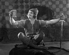 Robin Hood (1922 silent film, starring Douglas Fairbanks, Sr.)