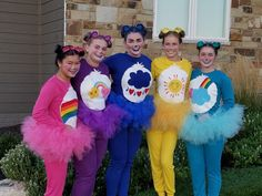 care bear costume Care Bears Costumes Halloween Costumes In 2019 Care Bears . Care Bears Costumes Halloween Costumes in 2019 Care bears baby care bear costume Halloween Kostüm Baby, Care Bears Halloween Costume, Care Bear Costumes, Girl Group Halloween Costumes, Theme Halloween, Baby Halloween Costumes, Halloween Costumes For Girls, Diy Costumes, Teacher Costumes