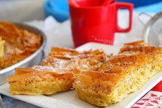Γιαννιώτικη Γαλατόπιτα Greek Sweets, French Toast, Pie, Traditional, Breakfast, Recipes, Food, Christmas, Torte
