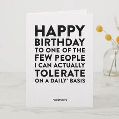 100 Hilarious Quote Ideas for DIY Funny Birthday Cards - All Gifts Considered Friend Birthday Quotes Funny, Happy Birthday Wishes For A Friend, Brother Birthday Quotes, Birthday Cards For Brother, Birthday Card Sayings, Best Friend Quotes Funny Hilarious, Happy Birthdays, Birthday Caption For Brother, Birthday Quotes Hilarious