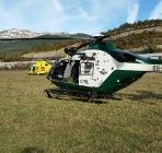 Operación conjunta de rescate de la Guardia Civil y la Gendarmería en el Pirineo | Noticias de Huesca provincia en Heraldo.es