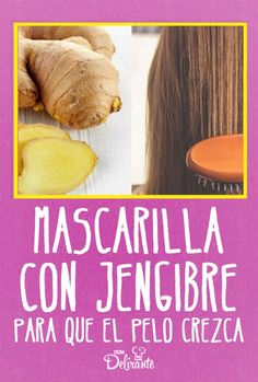 Jengibre para que crezca el pelo | CocinaDelirante Beauty Skin, Health And Beauty, Hair Beauty, Amazing Shopping, Hair Growth, Healthy Hair, Home Remedies, Body Care, Curly Hair Styles