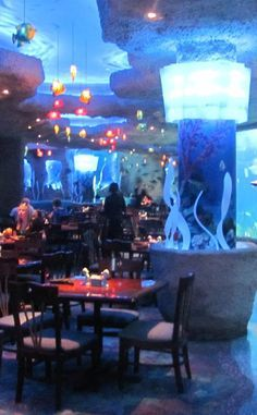 Aquarium Restaurant | Travel | Vacation Ideas | Road Trip | Places to Visit | Nashville  | TN | Other Amusement | Children's Attraction | Zoo | Local Dining | Restaurant