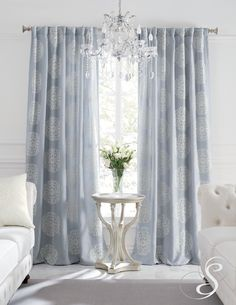 Softline Home Fashions...ready made drapes at Nelson Designs in Wichita, KS