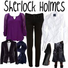 """Sherlock Holmes - Sherlock BBC"" by victorialives on Polyvore"