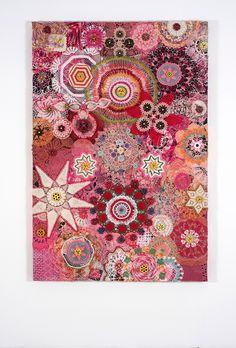 Zak Ové – A Carnival of Crochet