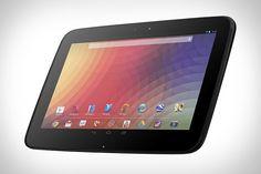Step aside, iPad. Built by Samsung, the Google Nexus 10
