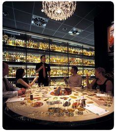 The Scotch Whisky Experience...private tours and tutored taskings