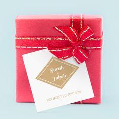 Geschenkkärtchen: Wir trauen uns! Zusatzprodukte für die Hochzeit im Vintage-Design selbst gestalten