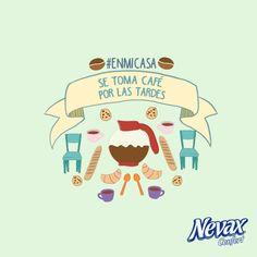 Contanos con el HT #Enmicasa con qué disfrutás las tardes de café.