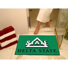 Delaware State Hornets NCAA All-Star Floor Mat (34x45)