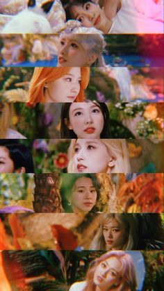 Kpop Iphone Wallpaper, Sea Wallpaper, Iphone Wallpapers, Kpop Girl Groups, Kpop Girls, Korean Girl Groups, Twice Mv, Cute Headers For Twitter, Twice Group