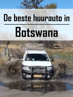 De beste huurauto in Botswana