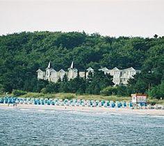 Das Strandpalais Zinnowitzer Hof ist eine im Bäderstil erbaute Villa auf Usedom direkt an der Strandpromenade gelegen.