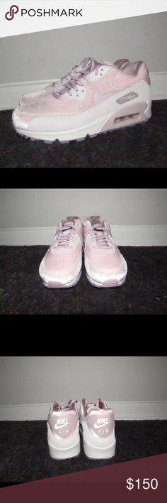 0f081441615e Nike Air Max 90 LX Womens Particle Rose Pink - Brand New Nike Air Max 90