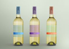 Molnár Borház Dry White Wines 2016 (Concept) on Packaging of the World - Creative Package Design Gallery