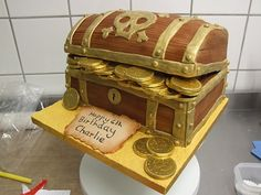 chest cake - Google Search