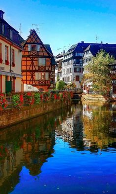 Beautiful Strasbourg ~ France