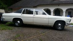 Opel Admiral 2800 S (B 28 H), Baujahr 1972! Sehr gepflegt, ERSTBESITZ! in Auto…