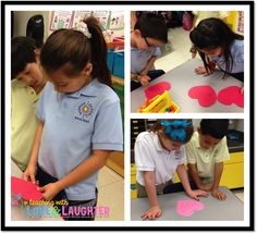 Teaching With Love and Laughter: Sweet Sentiments Writing Activity