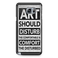 Art QuotePhonecase Cover Case For Samsung Galaxy Note 2 Samsung Galaxy Note 3 Samsung Galaxy Note 4 Samsung Galaxy Note 5 Samsung Galaxy Note Edge