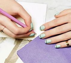 5 Chic New Nail Art Designs for Fall