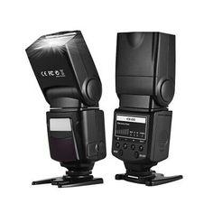 Accessory Bundle Triopo Speedlight TTL Camera Flash for Sony with Deluxe Flash Modifier Dome Diffuser