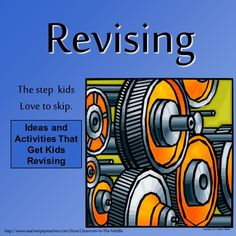 This PowerPoint presentation introduces and provides practice with the revising step of the writing process.  It teaches students several specific methods of revising their writing.  This PowerPoint can also be purchased at a discount as part of these bundles:Revising Package Prewriting, Revising, and Proofreading Package Examples and practice are provided on the PowerPoint for the following methods of revising:adding contentdeleting contentchanging the orderchanging the point of view or the…
